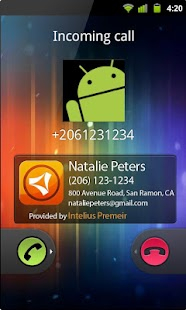 Intelius People Search/Call ID - screenshot thumbnail