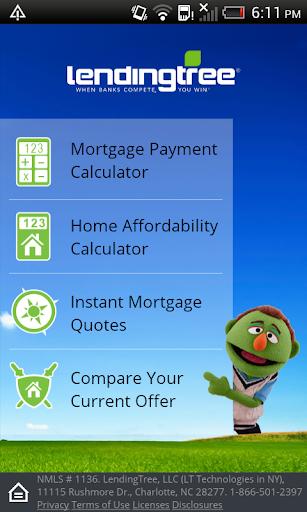 LendingTree Mortgage Rates