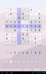 Sudoku Of The Day - screenshot thumbnail