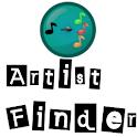 Artist Finder logo