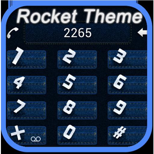 RocketDial CowBoy Theme LOGO-APP點子