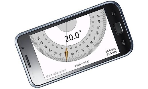 Smart Protractor - screenshot thumbnail