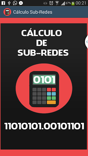 Cálculo de Sub Redes