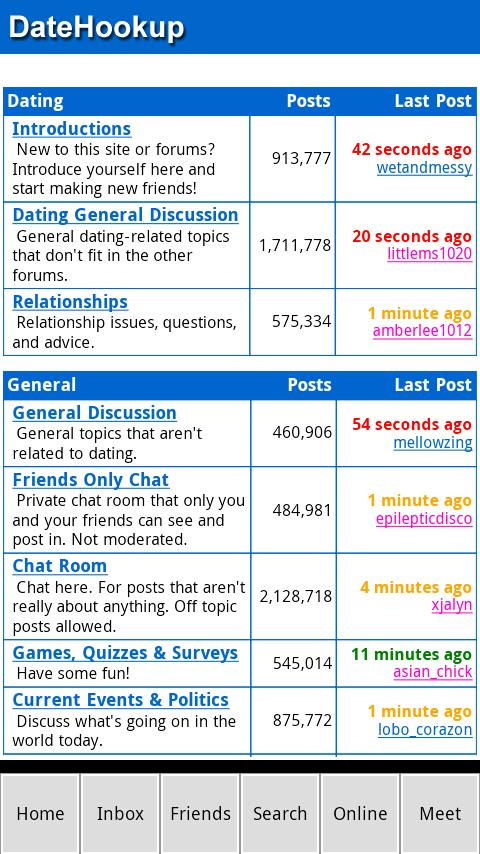 DH Dating - Free Singles Chat- screenshot