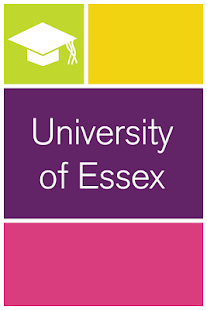 University of Essex app- screenshot thumbnail