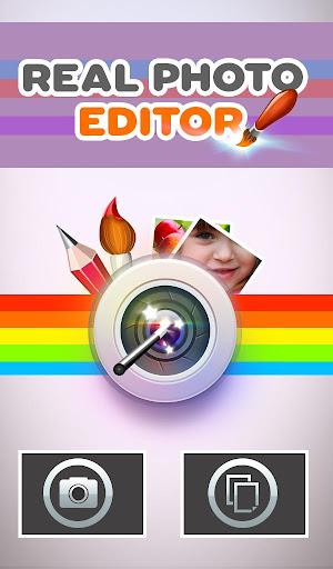 Real Photo Editor