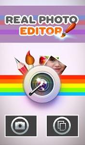 Real Photo Editor v1.0.2