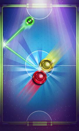 Glow Air Hockey 1.0.6 screenshot 51529