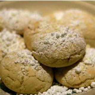 Dixie Sugar Cookies