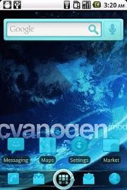 CyanogenMod ADW Theme Screenshot 1