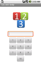 Screenshot of Learn Your Numbers