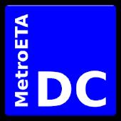 DC Metro ETA
