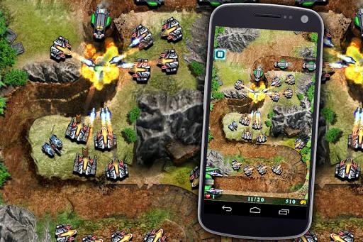 タワーディフェンス - 戦略ゲーム Defense Game