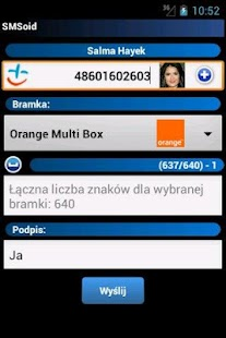 SMSoid - SMS Gateway - screenshot thumbnail
