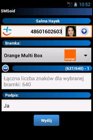 SMSoid - SMS Gateway - screenshot