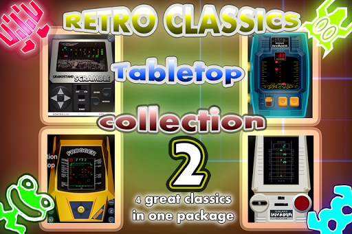 RETRO CLASSICS: TABLETOPS 2 - Android Apps und Tests ...