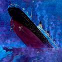 Sinking Titanic Live Wallpaper icon