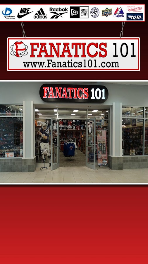 Fanatics 101- screenshot