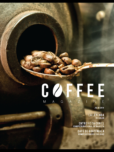 Coffee Magazine Guatemala