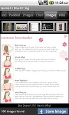 Guide To Bra Fitting