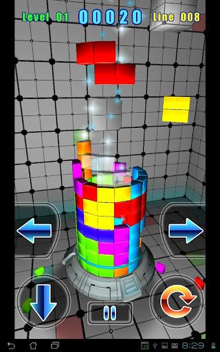 【免費益智App】3D俄羅斯-拍電動-APP點子