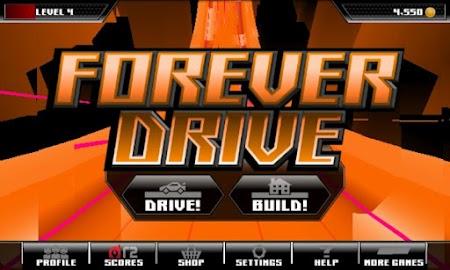 Forever Drive Screenshot 1