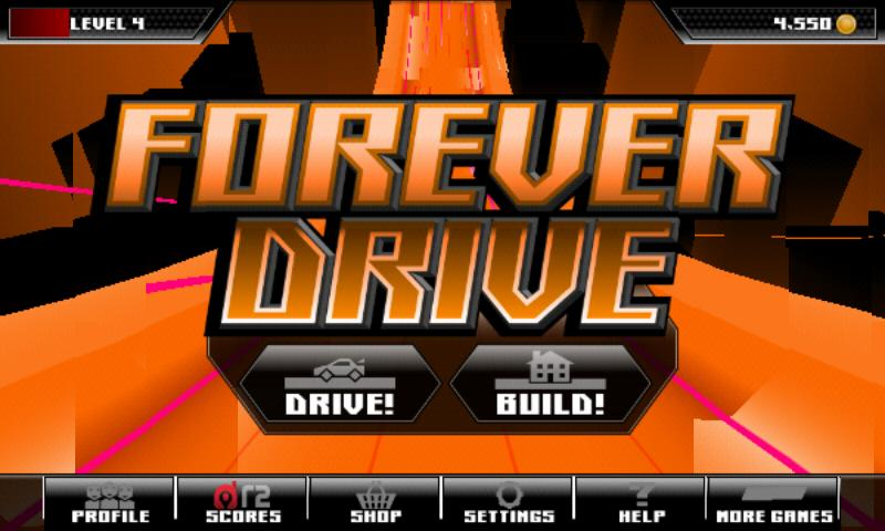 Forever Drive - screenshot