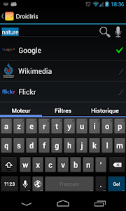 DroidIris : Image Search v3.2