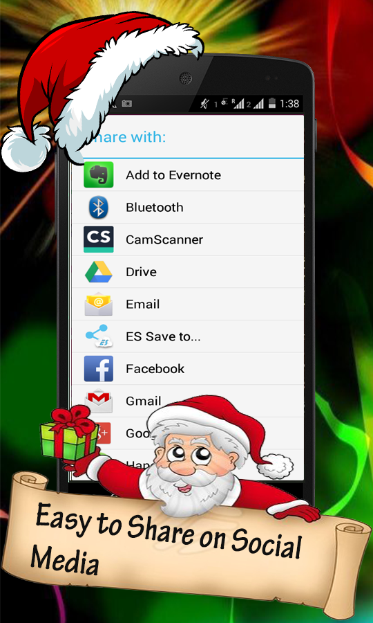 Merry Christmas Stickers & Xmas Stickers- screenshot
