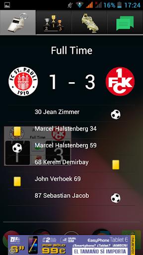 Widget 2. Bundesliga 2015 16