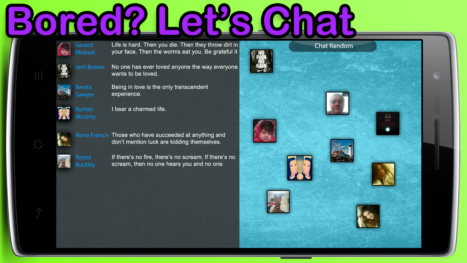 Chat Random - Android Apps on Google Play