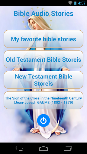 Audio Bible Stories