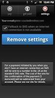Screenshot of CashContact