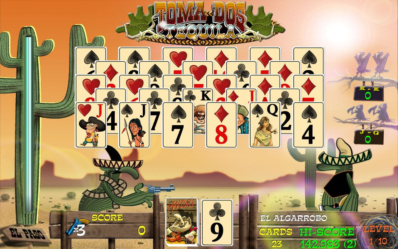 Toma 2 Solitaire (Ad FREE) - screenshot