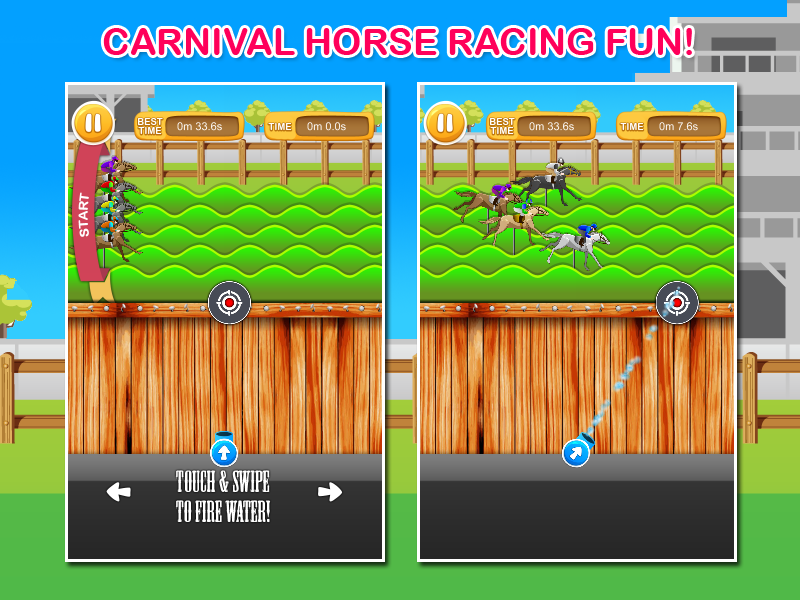 Carnival Horse Racing Game - Android Apps on Google Play