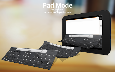 GO Keyboard + Emoji & Emoticon v2.15