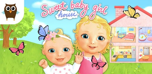 Sweet Baby Girl - Dream House and Play Time APK