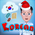 Korean x Puzzle icon