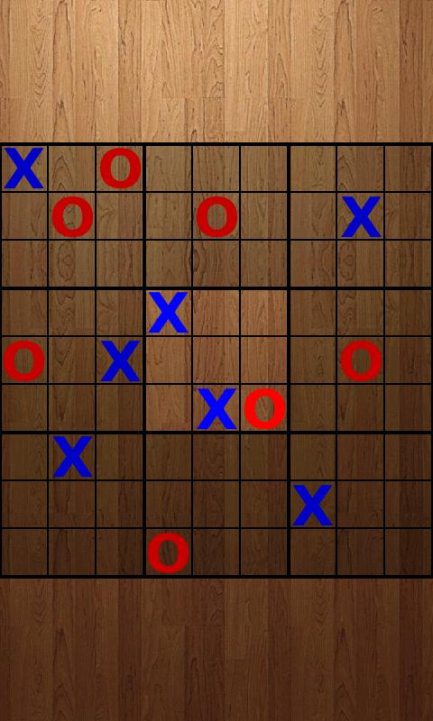 Ultimate Tic Tac Toe - screenshot