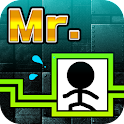 Mr.Space!! logo