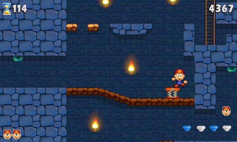 Marv The Miner 2- screenshot
