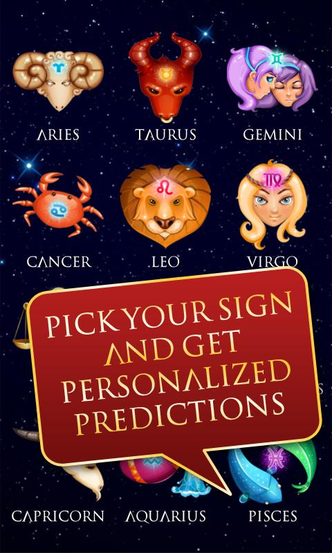 Love & Sex Horoscope Pro- screenshot