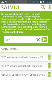 SALVIA Mode Finder – Miniaturansicht des Screenshots