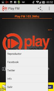 Play FM Posadas - náhled