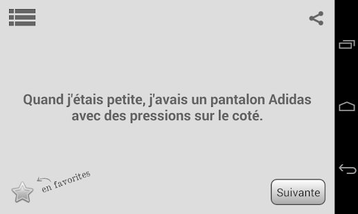 Download Quand j'étais petit APK for Android