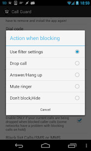 Call Guard-SMS & Call Blocker - screenshot thumbnail