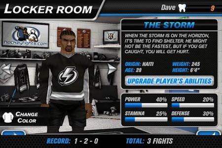 Hockey Fight Lite 1.67 screenshot 99329
