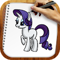 Draw My Little Pony APK for Bluestacks