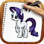 Draw My Little Pony for Lollipop - Android 5.0