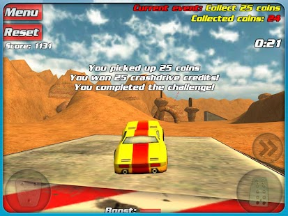Crash Drive 3D - Offroad race - screenshot thumbnail